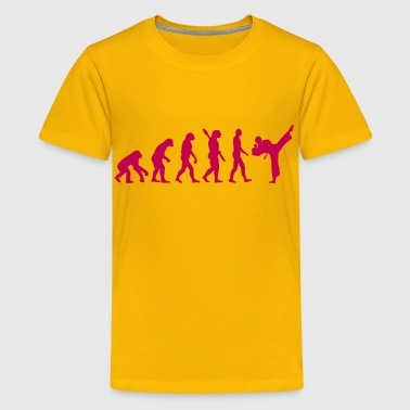 Evolution Karate - Kids' Premium T-Shirt