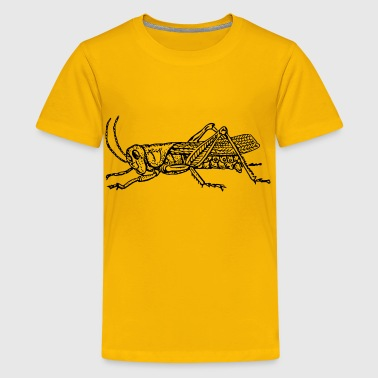 Grasshopper - Kids' Premium T-Shirt