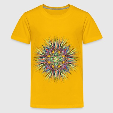 Chromatic Tentacles - Kids' Premium T-Shirt