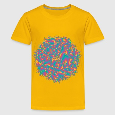 Furious Sun - Kids' Premium T-Shirt