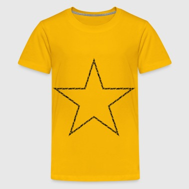 Trendy Star - Kids' Premium T-Shirt