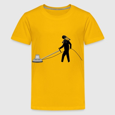 Pedestrian Cleaning - Kids' Premium T-Shirt