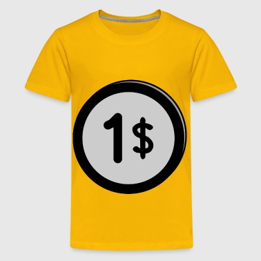 Dollar - Kids' Premium T-Shirt