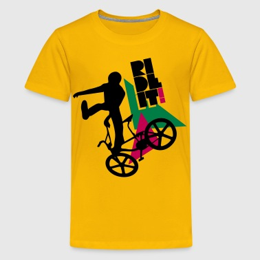 ride_it1 - Kids' Premium T-Shirt