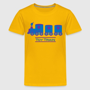 Train - Kids' Premium T-Shirt