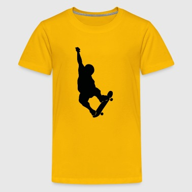 SKATEBOARD - Kids' Premium T-Shirt