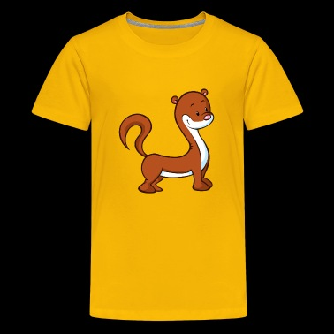Marten or Weasel - Kids' Premium T-Shirt