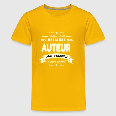 the Original Author - Kids' Premium T-Shirt