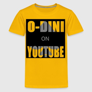 Big O-Dini on YouTube - Kids' Premium T-Shirt