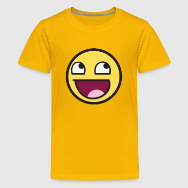 Awesome Face - Kids' Premium T-Shirt
