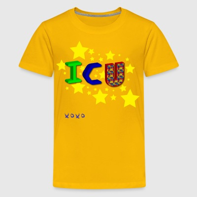 I C ME - Boy - Kids' Premium T-Shirt