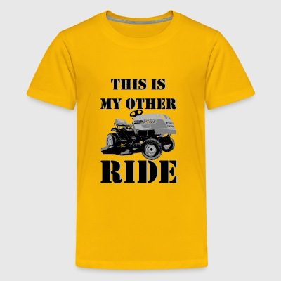 This Is My Other Ride - Kids' Premium T-Shirt