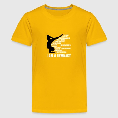 GYMNAST - Kids' Premium T-Shirt