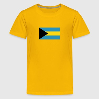 bahamas flag - Kids' Premium T-Shirt