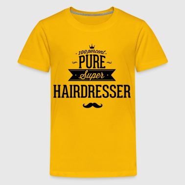 100 percent pure super hairdresser - Kids' Premium T-Shirt