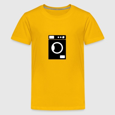 Simple washing machine - Kids' Premium T-Shirt