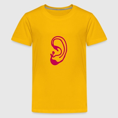 hear 0 - Kids' Premium T-Shirt