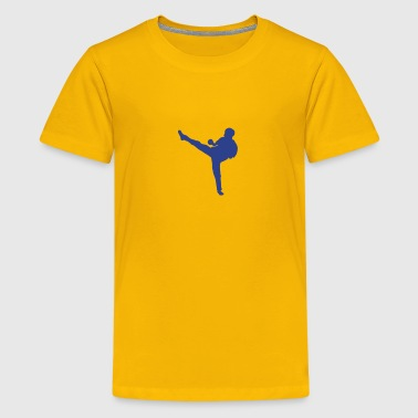 french boxing savate 79 - Kids' Premium T-Shirt