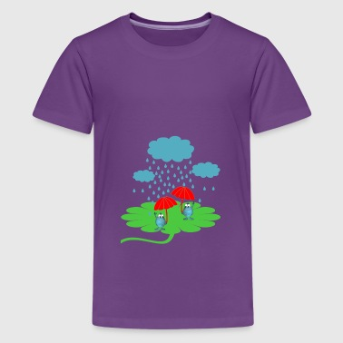 Rainy day - Kids' Premium T-Shirt