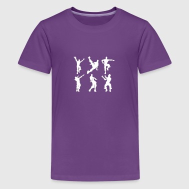 Dance Funny - Kids' Premium T-Shirt