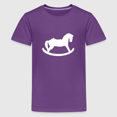 Rocking horse - Kids' Premium T-Shirt