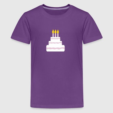 Sumu Lee Birthday cake - Kids' Premium T-Shirt
