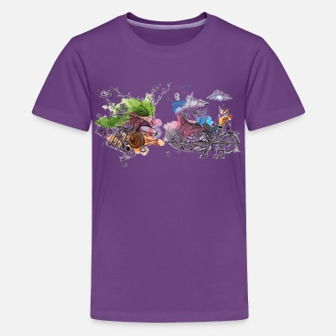 Nature Collection home - Kids' Premium T-Shirt