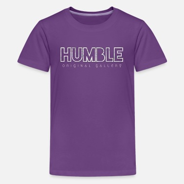 Humbled HUMBLE - Kids' Premium T-Shirt