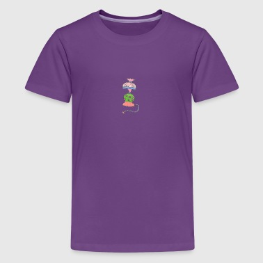 Lamp - Kids' Premium T-Shirt