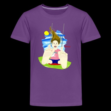 Swing! - Kids' Premium T-Shirt