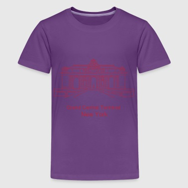 Grand Central Terminal New York - Kids' Premium T-Shirt