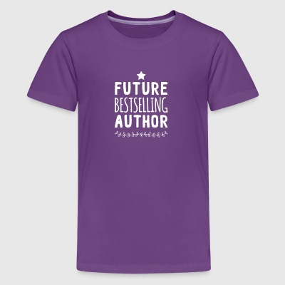 Future best selling author - Kids' Premium T-Shirt