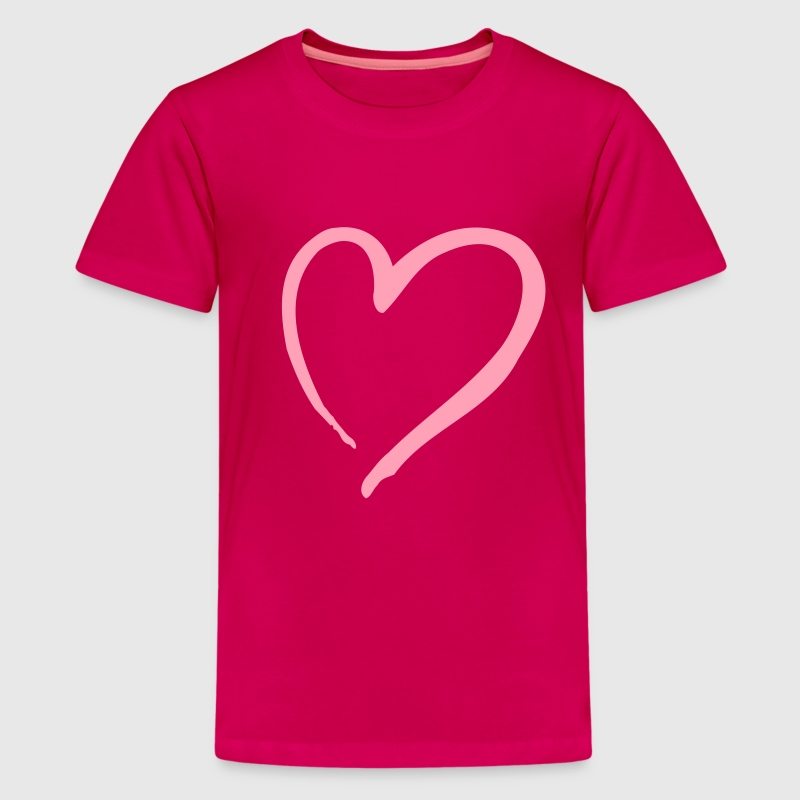 Heart - Kids' Premium T-Shirt