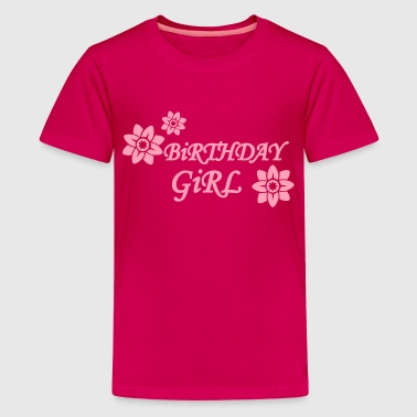 Birthday girl - Kids' Premium T-Shirt