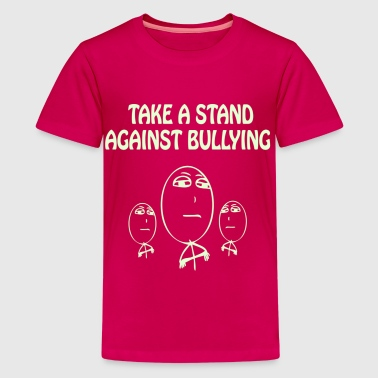 TAKE A STAND (S) - ONE COLOR - Kids' Premium T-Shirt