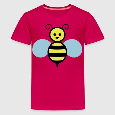 Bee Smile Bee - Kids' Premium T-Shirt
