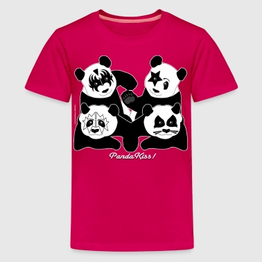 PANDA KISS! - Kids' Premium T-Shirt