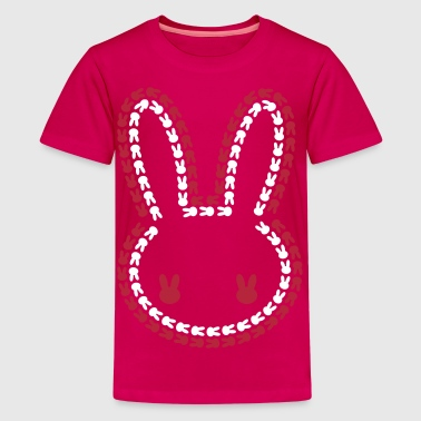 Miffy Studded Bunny - Kids' Premium T-Shirt