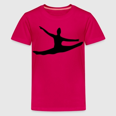 dancer3 - Kids' Premium T-Shirt