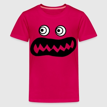 ugly monster - Kids' Premium T-Shirt