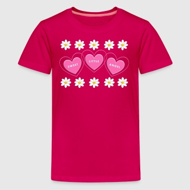 Sweet Little Angel - Daisy - Kids' Premium T-Shirt