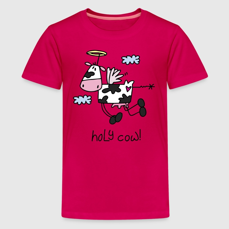 Holy Cow - Kids' Premium T-Shirt