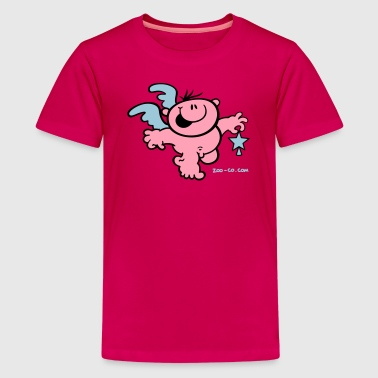 Christmas Angel - Kids' Premium T-Shirt
