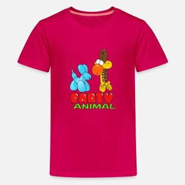 party animals - Kids' Premium T-Shirt