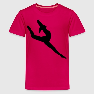 dancer2 - Kids' Premium T-Shirt