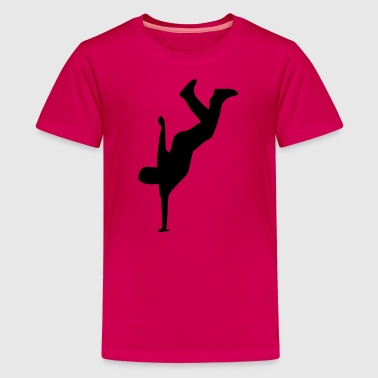 dancer5 - Kids' Premium T-Shirt