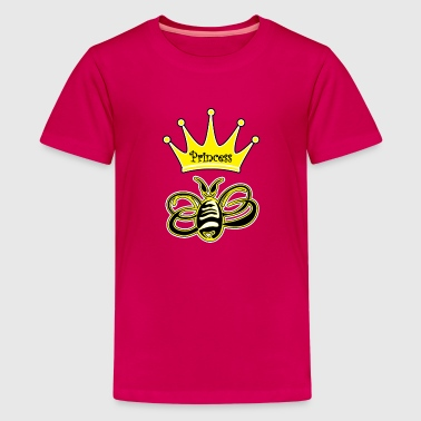 Your Majesty Princess Bee - Kids' Premium T-Shirt