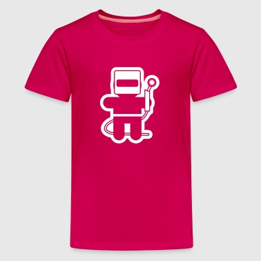 careers and professions: the welder - Kids' Premium T-Shirt