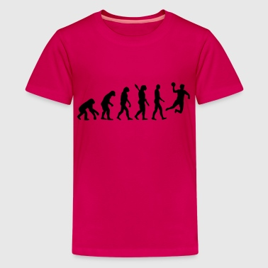 Evolution Handball - Kids' Premium T-Shirt