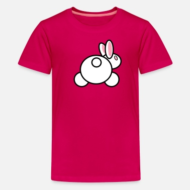 Back Rabbit Baby Got Back : Rabbit - Kids' Premium T-Shirt